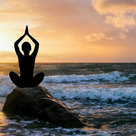 Meditation Zen Chan Yoga Statue  - mohamed_hassan / Pixabay