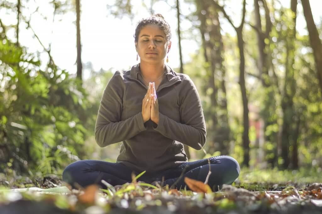 Yoga Meditation Exercise Zen Girl  - KarinaCarvalho / Pixabay