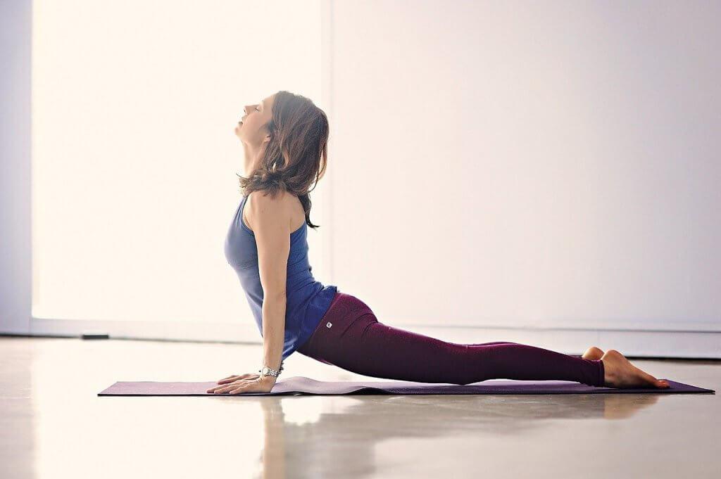 Yoga Meditation Lifestyle  - laurajuarez / Pixabay