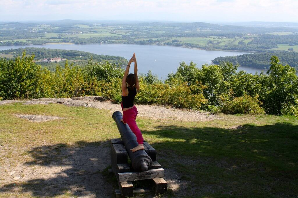 Yoga Power Warrior Girl Health  - brittanyannlewis0 / Pixabay