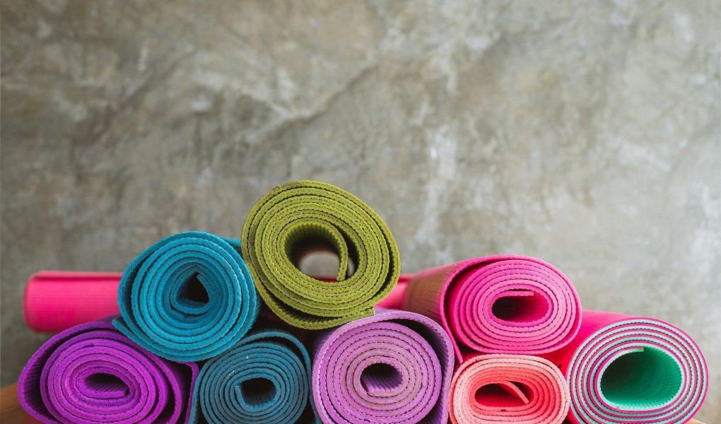 Comment laver un tapis de yoga ?
